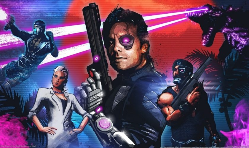 Far Cry 3: Blood Dragon бесплатно