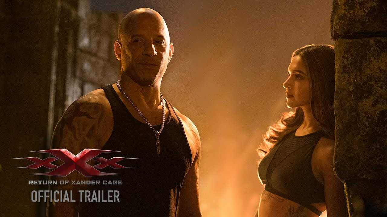Три икса: Return Of Xander Cage
